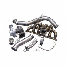 Manifold Turbo Downpipe Upgrade kit For 240SX S13 S14 RB20 RB25 RB25DET