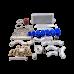 Single Turbo Manifold Intercooler Piping Kit For 89-94 Skyline R32 GT-R RB26DETT