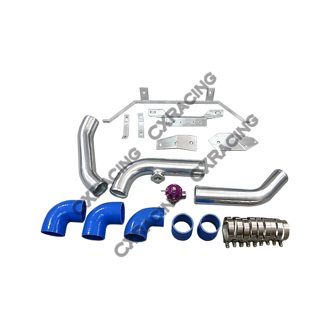 Rx7 Engine Used: Top Mount Turbo + Intercooler Kit For Mazda RX-7 FD 13B