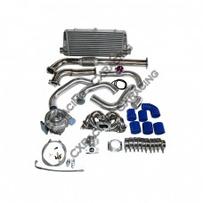 Turbo Kit For 1991-1994 Nissan S13 240SX with Stock KA24DE DOHC Engine