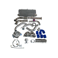 Turbo Kit For 1991-1994 Nissan S13 240SX with Stock KA24DE DOHC Engine