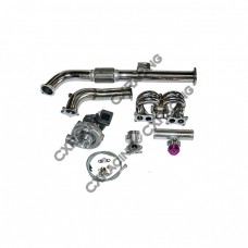 Turbo Manifold Kit For 1989 1990 Nissan S13 240SX with Stock KA24E SOHC Engine