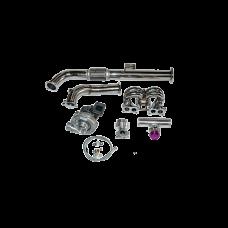 Turbo Manifold Kit For 1989 1990 Nissan S13 240SX with Stock KA24E SOHC Engine