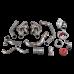 Turbo Kit For 74-81 Chevrolet Camaro Small Block SBC Engine