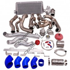 Turbo Intercooler Manifold Kit For 82-92 Chevrolet Camaro SBC Small Block