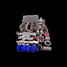 Turbo Intercooler Manifold Kit For 82-92 Chevrolet Camaro SBC Small Block