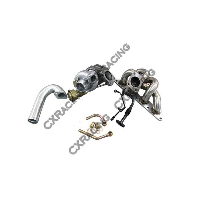 td05h 20g turbo manifold kit for 89