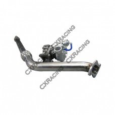 CT20 Turbo Charger + Stainless Downpipe For 83-88 Toyota Pickup 4Runner Hilux 22R-E 22R-TE 22R