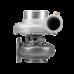 "T3 GT35 Anti-Surge Turbo 3"" V-band Exhaust for B18 K20 SR20 RB20/25 1JZ/2JZ LSx"