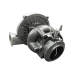 """Large GTP38 Turbo Charger Adjustable Vent + O-Rings 4"""" Air Intake Pipe for Ford 7.3 PowerStroke"""