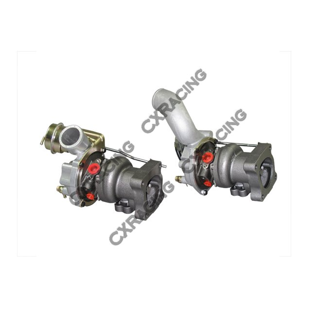 Twin Turbo Kit For Audi Rs4: K04 Turbo Charger 025 026 For Audi RS4 S4 Passat A6 2.7L