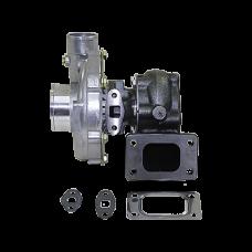 Ball Bearing T04E T3 Turbocharger Turbo, .50 AR Compressor, .63 AR Turbine , 5 Bolt Exhuast