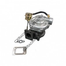 T28 Turbo Turbocharger Internal Wastegate 8Psi, .42 A/R Compressor , .86 A/R Turbine