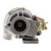 "T3 Internal wastegate Turbo Charger .42AR 8psi 2.5"" V Band 0.42 AR"
