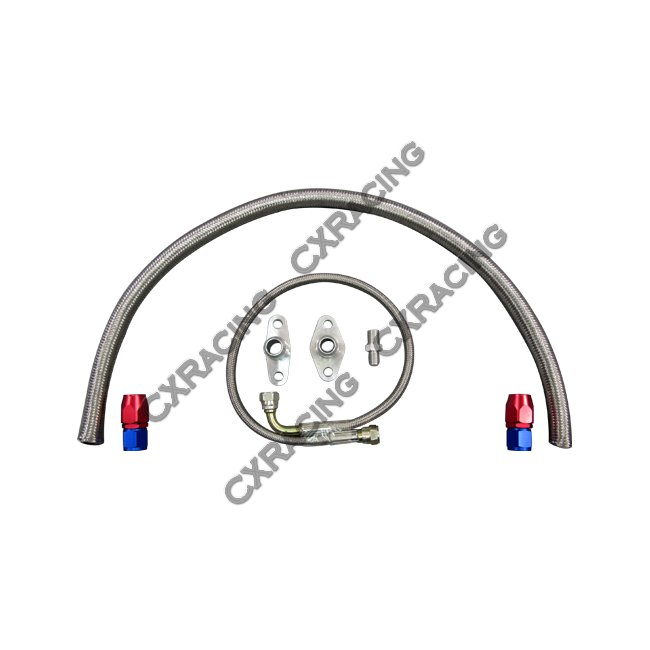 t61 turbo charger   oil kit toyota for 86