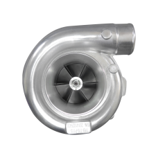 """T76 1.15 A/R P Trim Turbo Charger T4 Ball Bearing 4"""" Inlet 3"""" V-band Exhaust"""