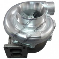 """Universal T76 1.15 A/R P Trim Turbo Charger 3"""" Vband Exhaust 4"""" Inlet For V8 Rotary"""