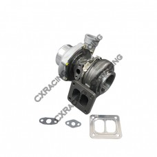 """T78 Turbo Charger 0.70 1.05 A/R V-Band 1000+ HP T4 , 4"""" Anti-Surge Inlet"""