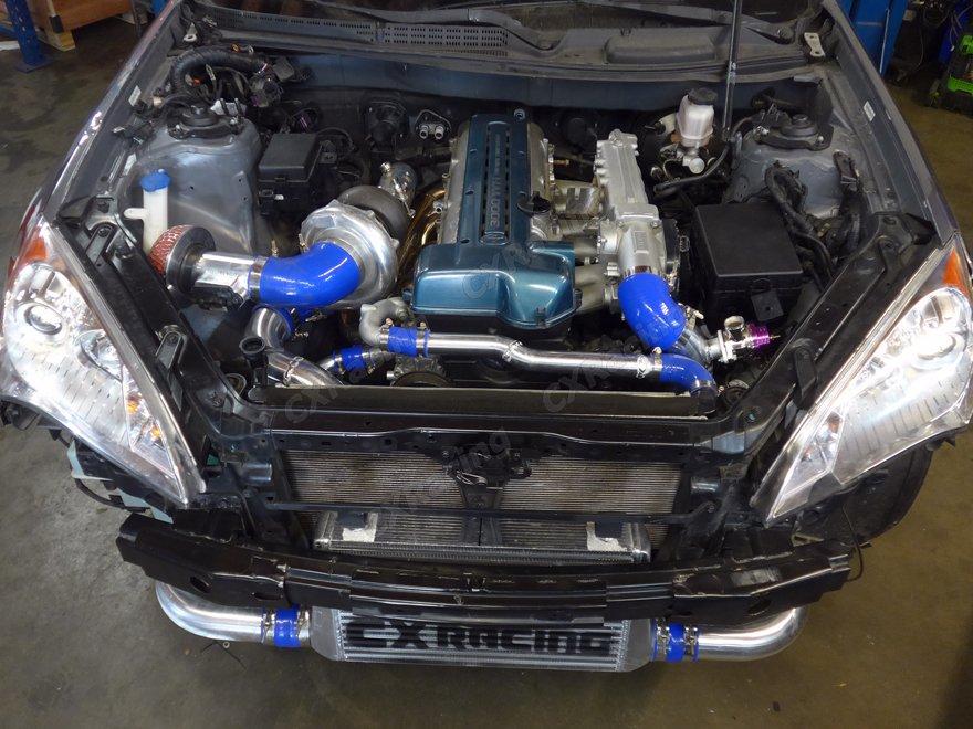 2JZ Motor Mount for 08-16 Genesis Coupe 2JZGTE 2JZ-GTE