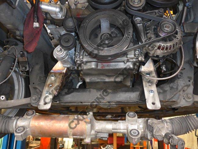 ESK TM LS RX8 KIT car 4 ls1 swap kit torsion bar subframe bracer sway bar header for mazda rx8 ls1 wiring harness at soozxer.org
