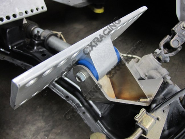 LS1 LS Engine Motor T56 Transmission Swap Mount Kit For 240SX S13 S14