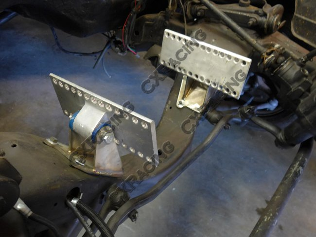 Ls1 Engine Mount Swap Kit For 63 67 Chevrolet Chevelle Ls Swap