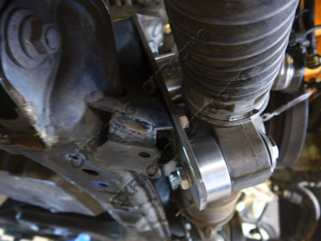 Ls1 Engine Mount Steering Rack Extension Kit For Mazda Rx8