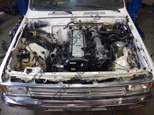 1JZ-GTE 2JZ-GTE Engine Mounts Kit For 88-97 Toyota Truck