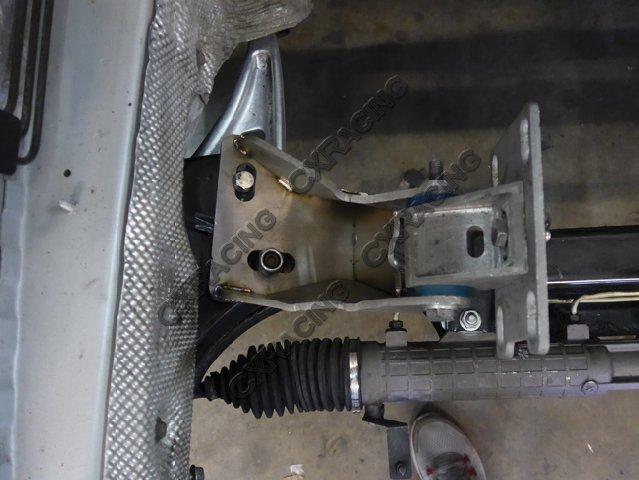 Engine R154 Transmission Mount Swap Kit For BMW E46 2JZ-GTE