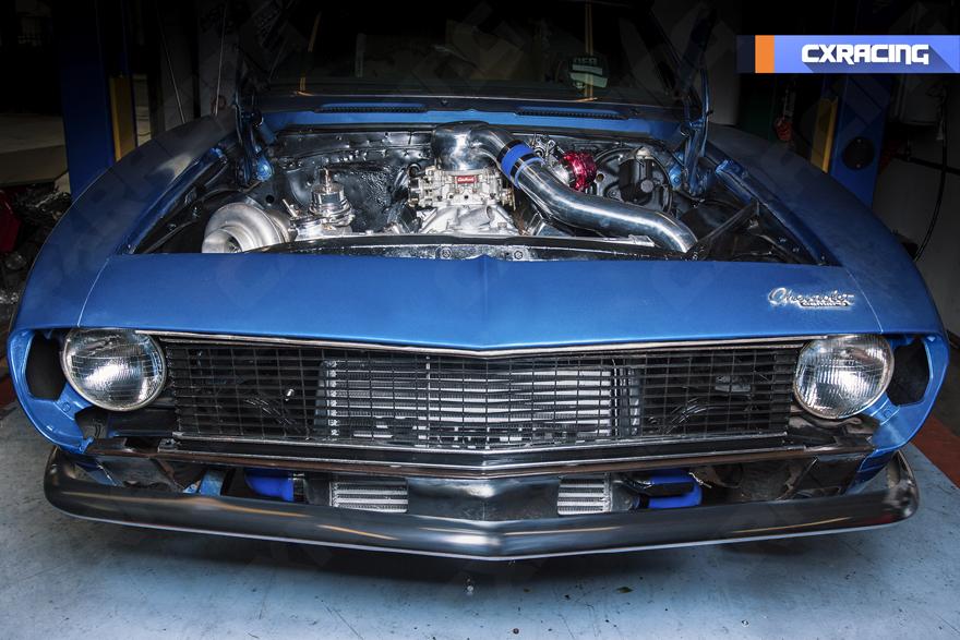LS1 LSx Engine 4L80E Transmission Mount Kit 67-69 ...