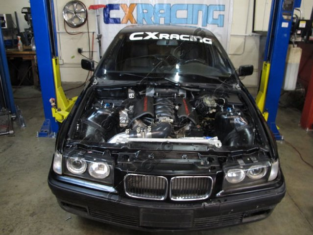 LS LSx LS1 T56 Engine Motor Swap Kit for 92-98 BMW E36