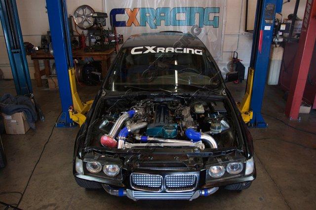 Engine Transmission Mounts Swap Kit For BMW E36 1JZ/2JZ/R154