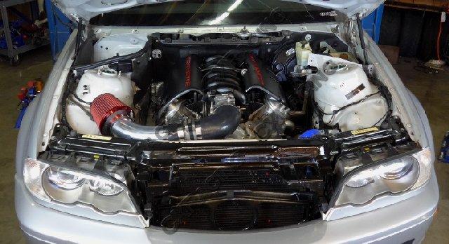 LS1 Engine T56 Transmission Mounts Kit For BMW E46 LS LSx Swap