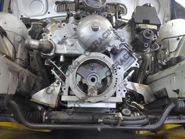 LS1 Engine T56 Transmission Mounts Kit Header For BMW E46 LS
