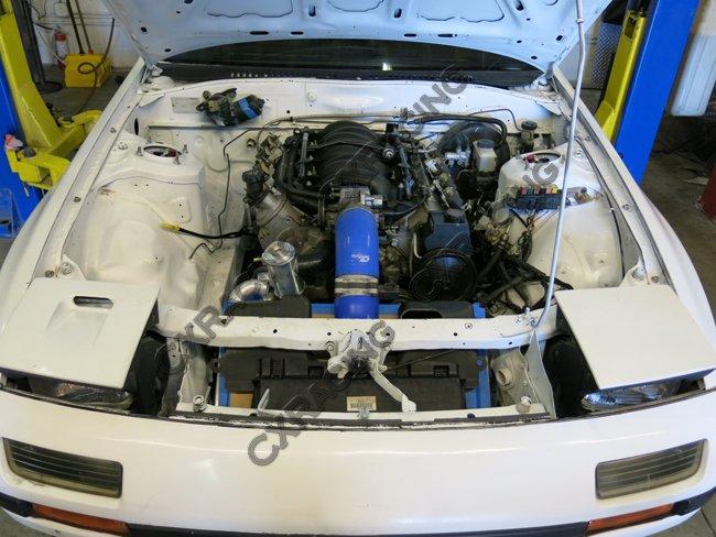 Esk Tm Ls Fc Kit Car on Mazda Rx 7 Ls Engine Swap