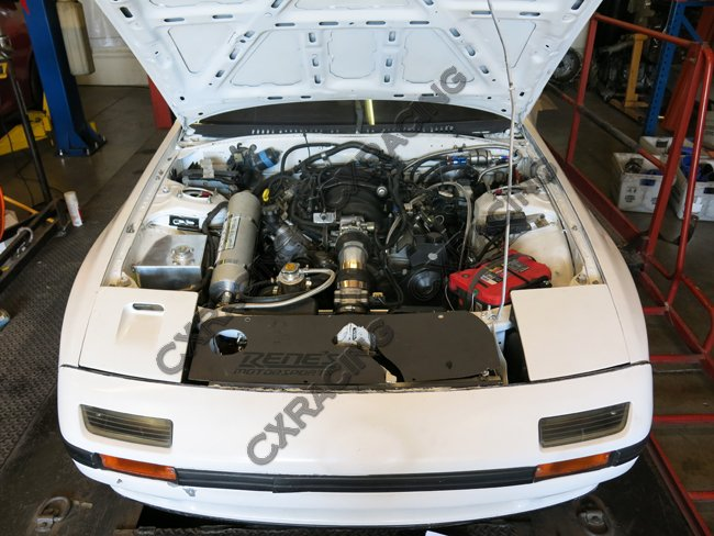 Esk Tm Ls Fc Kit Car on Ls1 Performance Engine