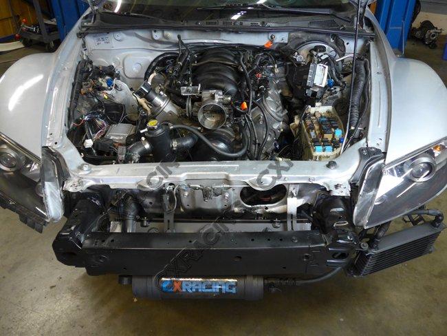T56 Transmission Mount For Mazda RX-8 RX8 GM LS1 LSx LS