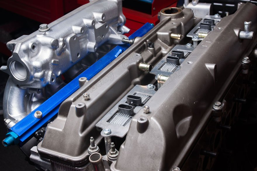 ignition coil pack for gm ls1 ls3 lq lm 5 3 6 0 engine motor. Black Bedroom Furniture Sets. Home Design Ideas