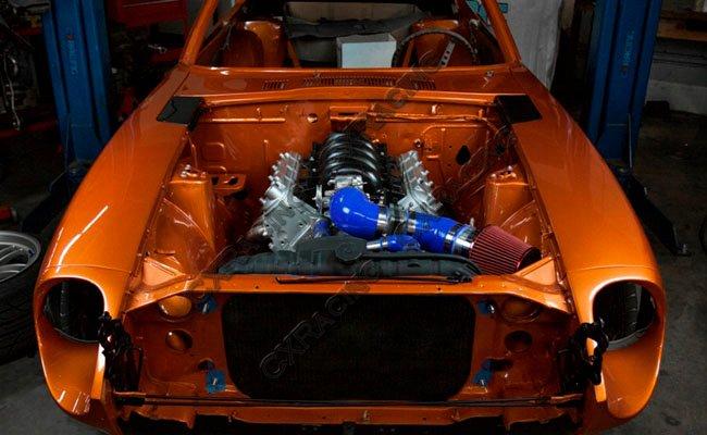 Ls1 Engine Header For Nissan Datsun S30 240z 260z 280z Lsx