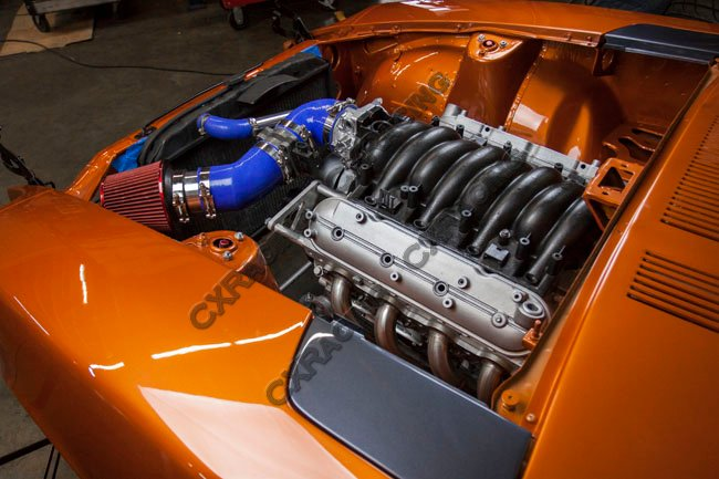 LS1 Engine Header For Nissan Datsun S30 240Z 260Z 280Z LSx Swap Headers