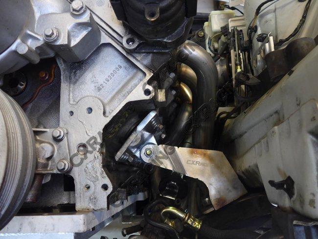 LS1 Performance Header Headers For BMW E46 LS LSx T56 Swap