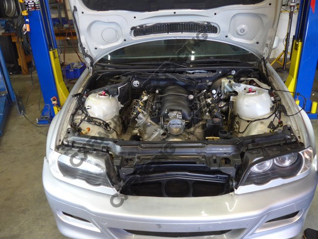 Ls1 Performance Header Headers For Bmw E46 Ls Lsx T56 Swap