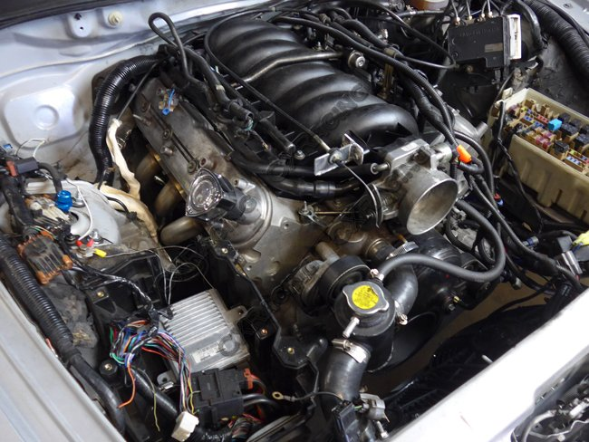 LS1 Performance Racing Header Headers For Mazda RX8 LS Swap RX-8