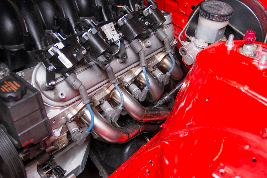 New V2 High Performance Headers For 240SX S13/S14 LS LS1