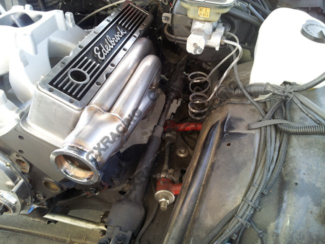 Hd Sbc V on Chevy 3 1 Performance Exhaust Headers