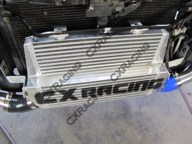 Intercooler + Piping + Turbo Intake Kit For 98-05 Lexus