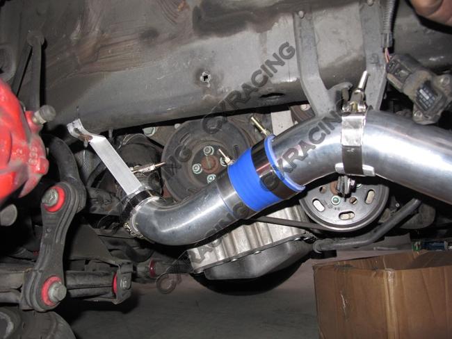 Front Mount Intercooler Kit For 99-05 VW Jetta 1 8T Turbo GLI Model