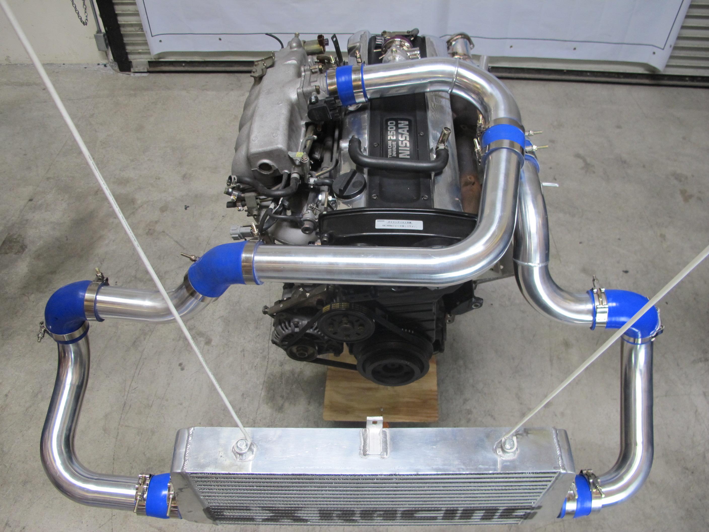 "Auto DIY 3/"" Aluminum Turbo Engine Custom Intercooler Piping Pipe Kit Black//Blue"