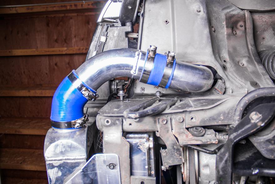 Rb26 single turbo kit