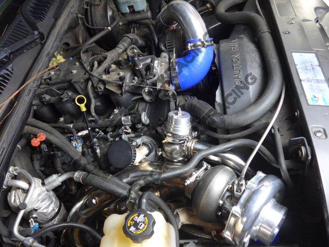 Intercooler Piping BOV Kit for 98-07 Chevrolet Silverado